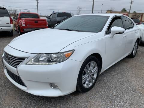 2014 Lexus ES 350 for sale at Safeway Auto Sales in Horn Lake MS