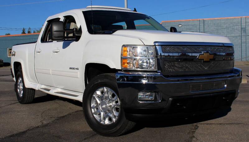 2012 Chevrolet Silverado 2500HD for sale at J.K. Thomas Motor Cars in Spokane Valley WA