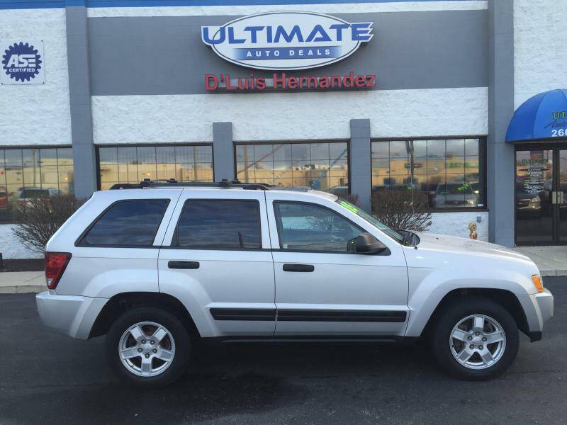 2005 Jeep Grand Cherokee for sale at Ultimate Auto Deals DBA Hernandez Auto Connection in Fort Wayne IN