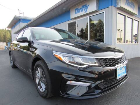 2019 Kia Optima for sale at Thrifty Car Sales SPOKANE in Spokane Valley WA