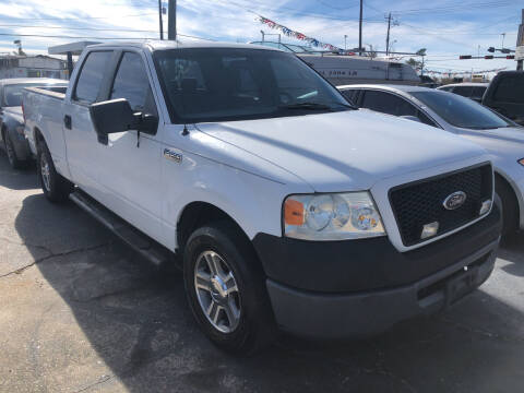 2008 Ford F-150 for sale at Outdoor Recreation World Inc. in Panama City FL