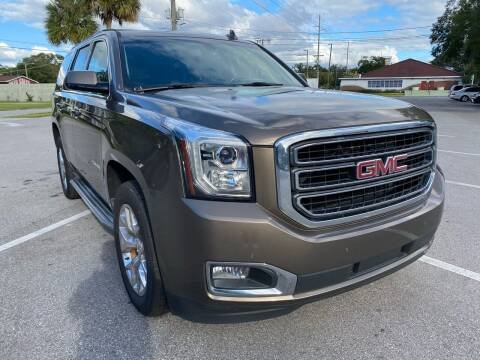 2015 GMC Yukon for sale at Consumer Auto Credit in Tampa FL