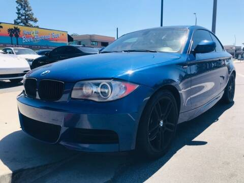 2010 BMW 1 Series for sale at Bozzuto Motors in San Diego CA