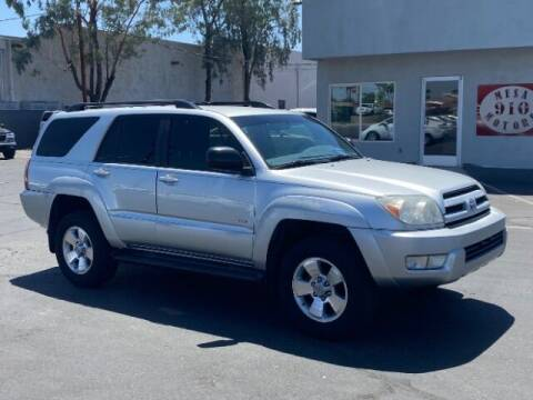2004 Toyota 4Runner for sale at Brown & Brown Auto Center in Mesa AZ