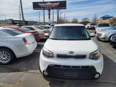 2016 Kia Soul for sale at Washington Auto Group in Waukegan IL