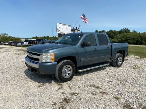 2007 Chevrolet Silverado 1500 for sale at Ken's Auto Sales & Repairs in New Bloomfield MO