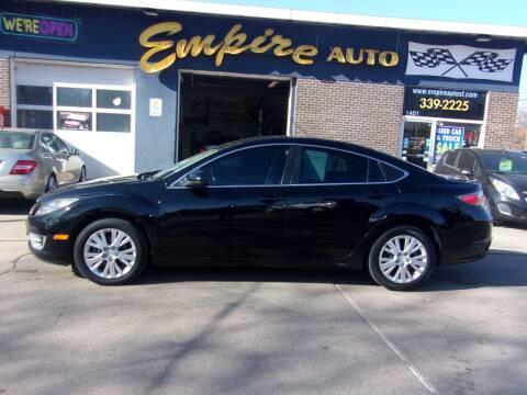 2010 Mazda MAZDA6 for sale at Empire Auto Sales in Sioux Falls SD