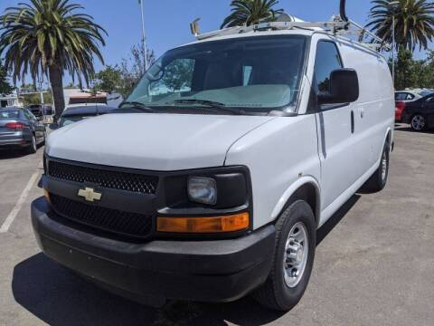 2012 Chevrolet Express Cargo for sale at Convoy Motors LLC in National City CA