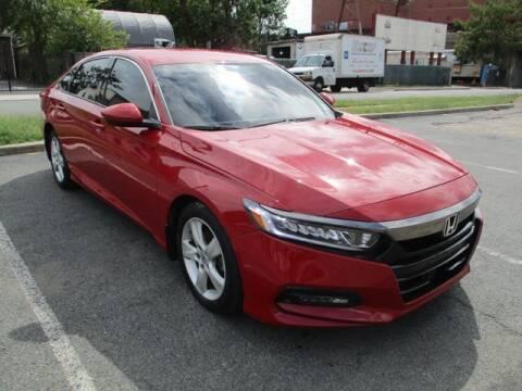 2018 Honda Accord for sale at MIKE'S AUTO in Orange NJ
