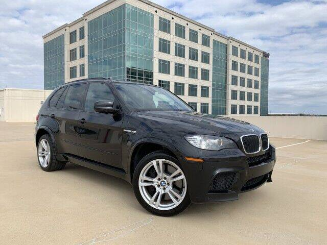 2011 BMW X5 M for sale at SIGNATURE Sales & Consignment in Austin TX