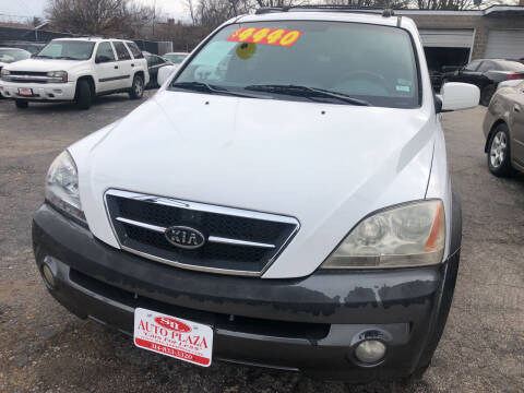 2003 Kia Sorento for sale at STL AutoPlaza in Saint Louis MO