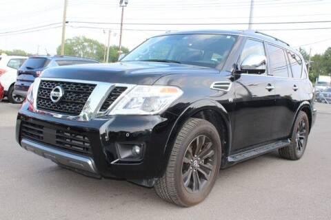 2019 Nissan Armada for sale at Road Runner Auto Sales WAYNE in Wayne MI