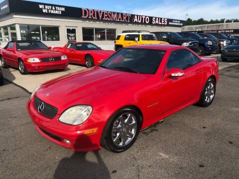 2002 Mercedes-Benz SLK for sale at DriveSmart Auto Sales in West Chester OH