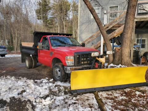 2008 Ford F-350 Super Duty for sale at Brickhouse Motors in Brentwood NH