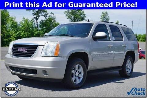 2009 GMC Yukon for sale at WHITE MOTORS INC in Roanoke Rapids NC