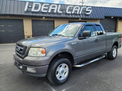 2004 Ford F-150 for sale at I-Deal Cars in Harrisburg PA