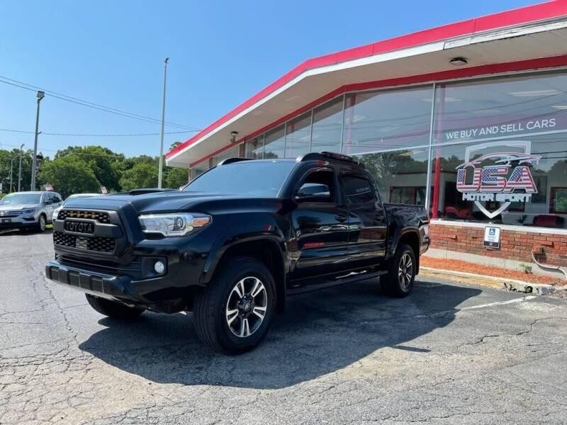 2019 Toyota Tacoma for sale at USA Motor Sport inc in Marlborough MA