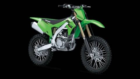 2022 Kawasaki KX252 for sale at Honda West in Dickinson ND
