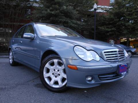 2006 Mercedes-Benz C-Class for sale at H & R Auto in Arlington VA