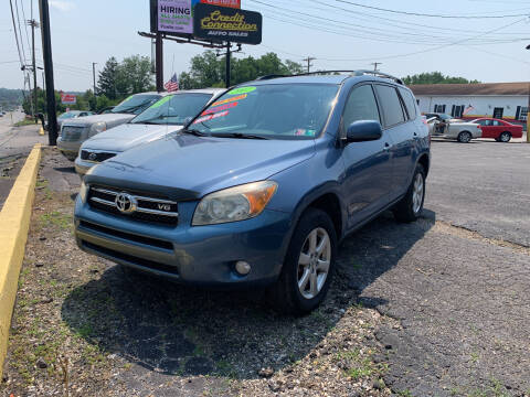 2007 Toyota RAV4 for sale at Credit Connection Auto Sales Dover in Dover PA