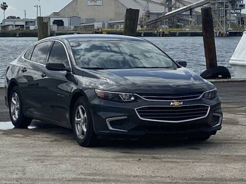 2017 Chevrolet Malibu for sale at Pioneers Auto Broker in Tampa FL