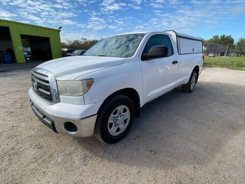 2010 Toyota Tundra for sale at RODRIGUEZ MOTORS CO. in Houston TX