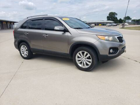 2011 Kia Sorento for sale at BROTHERS AUTO SALES in Eagle Grove IA