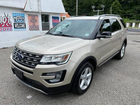 2017 Ford Explorer for sale at Auto Banc in Rockaway NJ