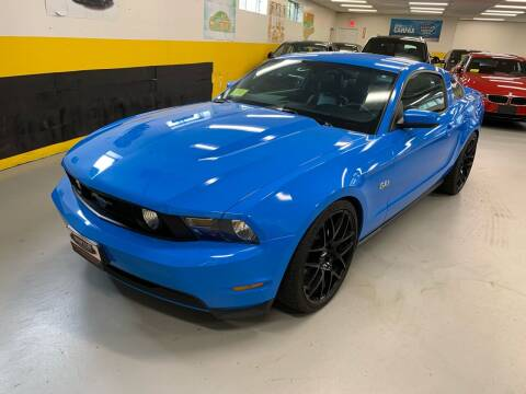 2012 Ford Mustang for sale at Newton Automotive and Sales in Newton MA