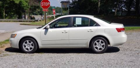 2006 Hyundai Sonata for sale at On The Road Again Auto Sales in Doraville GA
