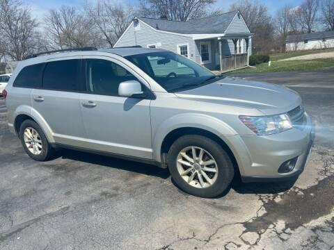 2014 Dodge Journey for sale at HEDGES USED CARS in Carleton MI