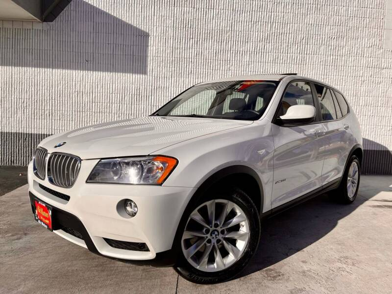 2014 BMW X3 for sale at ALIC MOTORS in Boise ID