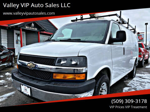 2015 Chevrolet Express Cargo for sale at Valley VIP Auto Sales LLC in Spokane Valley WA