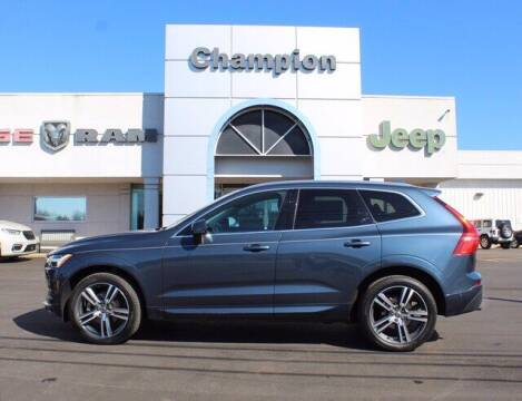 2018 Volvo XC60 for sale at Champion Chevrolet in Athens AL