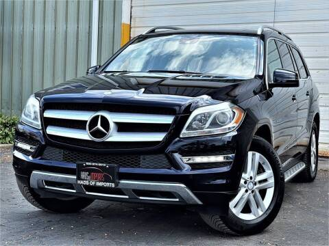 2014 Mercedes-Benz GL-Class for sale at Haus of Imports in Lemont IL