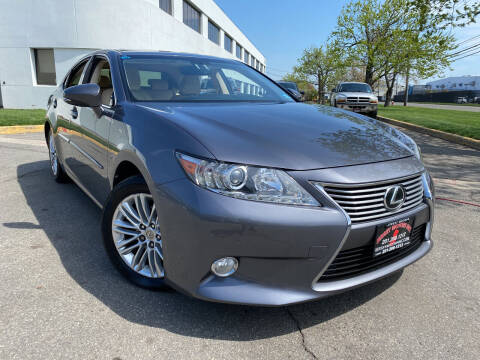 2013 Lexus ES 350 for sale at JerseyMotorsInc.com in Teterboro NJ