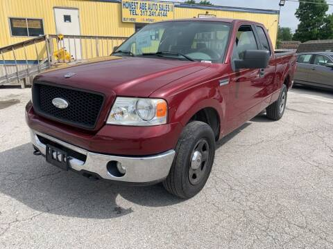 2006 Ford F-150 for sale at Honest Abe Auto Sales 2 in Indianapolis IN