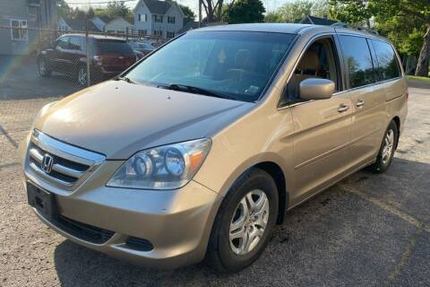 2006 Honda Odyssey for sale at Select Auto Brokers in Webster NY
