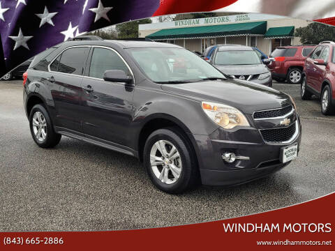 2015 Chevrolet Equinox for sale at Windham Motors in Florence SC