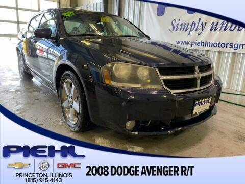 2008 Dodge Avenger for sale at Piehl Motors - PIEHL Chevrolet Buick Cadillac in Princeton IL