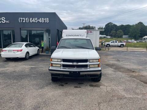 1997 Chevrolet C/K 1500 Series for sale at Selmer Classic Cars INC in Selmer TN