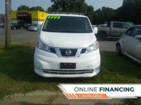 2017 Nissan NV200 for sale at Marino's Auto Sales in Laurel DE