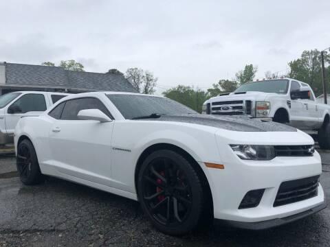 2014 Chevrolet Camaro for sale at DLUX Motorsports in Fredericksburg VA