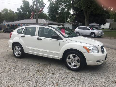 2007 Dodge Caliber for sale at Antique Motors in Plymouth IN