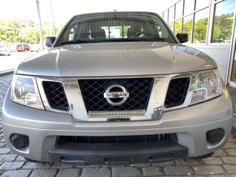 2015 Nissan Frontier for sale at Southern Auto Solutions-Jim Ellis Volkswagen Atlan in Marietta GA