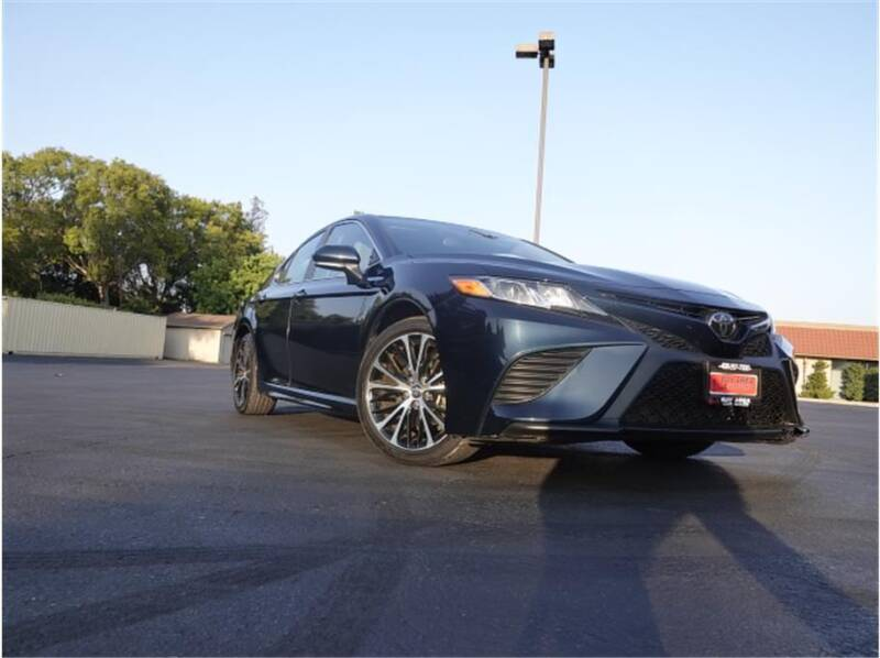 2019 Toyota Camry for sale at BAY AREA CAR SALES in San Jose CA