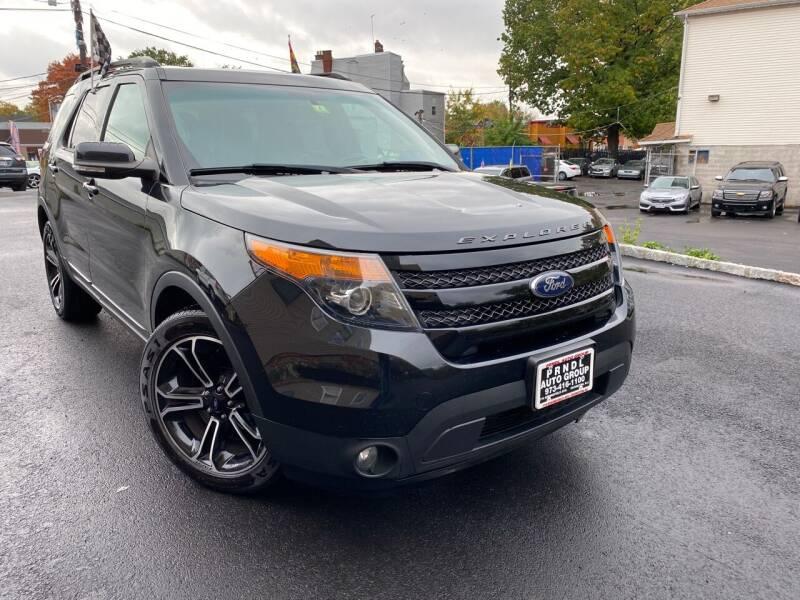 2015 Ford Explorer for sale at PRNDL Auto Group in Irvington NJ