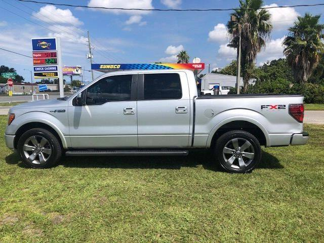 2011 Ford F-150 for sale at Unique Motor Sport Sales in Kissimmee FL