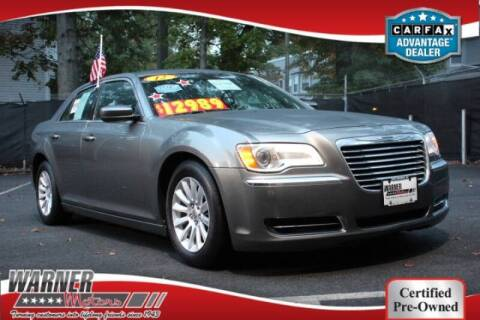 2012 Chrysler 300 for sale at Warner Motors in East Orange NJ