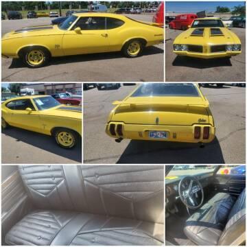 1970 Oldsmobile Cutlass for sale at Iconic Motors of Oklahoma City, LLC in Oklahoma City OK